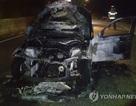 Thêm một vụ cháy xe BMW tại Hàn Quốc