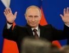 Mỹ càng trừng phạt, người Nga càng ủng hộ ông Putin