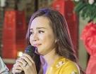 Vy Oanh bật khóc khi chia sẻ về nỗi đau mất mẹ