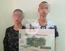 """Thanh niên cướp 100.000 đồng trên ban thờ thần tài: """"Bố mẹ bỏ rơi khi cháu chưa biết nói"""""""