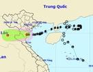 Bão số 4 vào Thanh Hóa, suy yếu thành áp thấp nhiệt đới