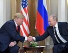 Ông Trump và ông Putin nhất trí Iran phải rút khỏi Syria