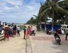 Phát hiện thi thể nam thanh niên nổi trên biển Đà Nẵng