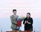 Ông Mai Văn Phấn làm Phó Tổng cục trưởng Tổng cục Quản lý đất đai