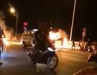 Cảnh sát nổ súng trấn áp 60 thanh niên dàn trận hỗn chiến
