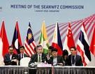 """ASEAN ghi nhận """"quan ngại"""" về biển Đông"""