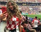 Ngắm nhan sắc xinh đẹp của bà xã ngôi sao đội tuyển Croatia