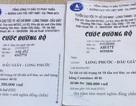 Xuất hiện vé BOT giả trên cao tốc TPHCM - Long Thành - Dầu Giây