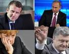 Bộ Tứ Normandy họp khẩn sau hội đàm Putin-Merkel