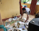 Nghệ An: Trường sập, nhà giáo viên bị lũ cuốn, tổng thiệt hại 20 tỷ đồng