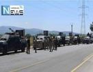 Syria: Hàng trăm xe bọc thép của SAA đổ dồn về Badiyeh quyết chiến với IS