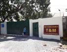 Ngăn khuôn viên trường cho công ty may vào hoạt động