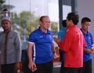 """HLV Park Hang Seo """"mổ xẻ"""" thế nào về đối thủ Olympic Bahrain?"""