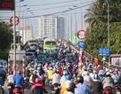 TPHCM sẽ cấm xe máy vào 4 quận trung tâm?