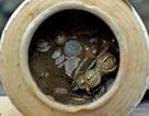 Đào được hũ chứa đầy vàng từ thế kỷ 14