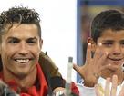 C.Ronaldo muốn cậu quý tử nối nghiệp của mình