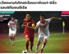 Báo Thái Lan ca ngợi chiến tích lịch sử của Olympic Việt Nam