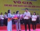 Quảng Ngãi: Trao 280 suất học bổng đến học sinh nghèo hiếu học