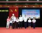 Đà Nẵng: Trao hơn 100 suất học bổng tiếp sức đến trường