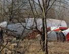 Nga cho Ba Lan điều tra mảnh vỡ máy bay rơi làm cựu Tổng thống tử nạn