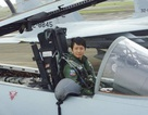 """Quyết tâm """"chạm tới bầu trời"""" của nữ phi công máy bay chiến đấu Nhật Bản"""