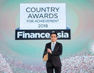 """Vietcombank - Ngân hàng tốt nhất Việt Nam"""" năm 2018"""