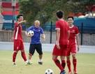 """Bùi Tiến Dũng: """"Olympic Việt Nam sẵn sàng đá penalty với Syria"""""""