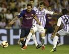 Messi nhạt nhòa, Barcelona vẫn giành trọn 3 điểm trước Valladolid
