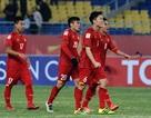 Báo Trung Quốc thán phục Olympic Việt Nam