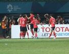 Olympic Hàn Quốc 4-3 Olympic Uzbekistan: Vỡ òa phút 117