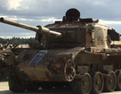 Dàn vũ khí của phiến quân bị Nga tịch thu tại Syria