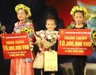 Cô bé 11 tuổi giành giải Nhất cuộc thi Tìm kiếm tài năng nhí
