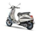 Vespa bắt dầu sản xuất scooter chạy điện Electtrica