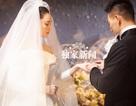 """""""Tình địch"""" cũ của Phạm Băng Băng xinh như công chúa trong hôn lễ"""