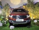 Ford Everest trở lại thị trường Việt Nam với giá 1,1 tỉ đồng