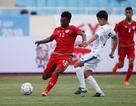 Olympic Uzbekistan chia điểm với Oman trong trận ra quân