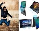"""Giải trí bất tận với laptop """"lai"""" máy tính bảng Acer Spin 3"""