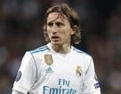 Luka Modric bị chặn đường rời khỏi Real Madrid