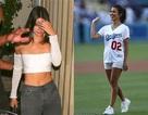 Kendall Jenner đọ dáng với chị gái