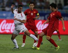 Bộ đôi Xuân Trường - Đức Huy xuất trận ở cuộc đấu với Olympic Bahrain?