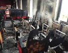 Cháy hội trường xã, gần 600 triệu đồng ra tro
