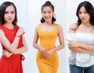 Thiếu nữ xinh đẹp đọ dáng tại vòng 3 cuộc thi tài sắc sinh viên
