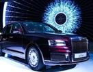 """Phiên bản siêu xe của Tổng thống Putin """"khoe dáng"""" tại triển lãm ô tô"""