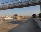 Xe quân sự Thổ Nhĩ Kỳ rầm rập tiến về Syria