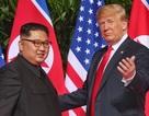 Ca ngợi ông Kim Jong-un, Tổng thống Trump vẫn giữ lệnh trừng phạt Triều Tiên