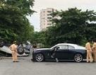 Tâm sự của chủ xe CR-V sau cú đâm lật nhào với xế sang Rolls-Royce Wraith