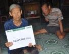 Gần 95 triệu đồng đến với mẹ con bà Hòa