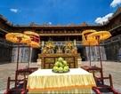 Độc đáo lễ cung tiến bưởi thanh trà vào Hoàng cung Huế