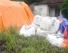 """Tiêu hủy xong toàn hộ hơn 200 tấn chất thải nguy hại """"tập kết"""" vào nhà dân tại Thái Nguyên"""