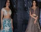 Sao Ấn Độ mặc hở bạo đi xem thời trang